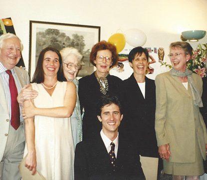 Festa de Formatura CTC - Julho 1998